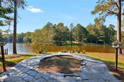 Chesterfield County Single Family Home For Sale: 7558 Belmont Road