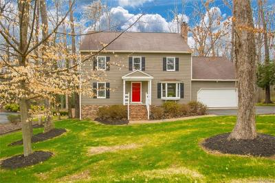 North Chesterfield VA Single Family Home Sold: $348,500