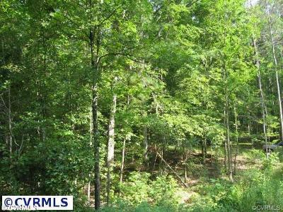 Nottoway County Residential Lots & Land For Sale: Cary Shop Road
