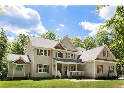 Powhatan County Single Family Home For Sale: 2123 French Hill Court