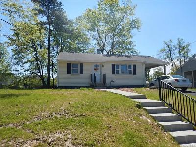 Henrico Single Family Home For Sale: 8001 Langley Drive