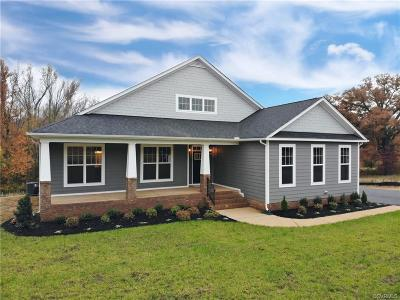 Goochland County Single Family Home For Sale: 3651 West Rocketts Ridge Court