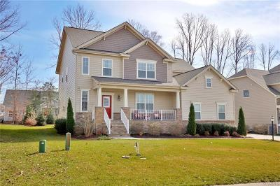 Quinton VA Single Family Home Sold: $332,000
