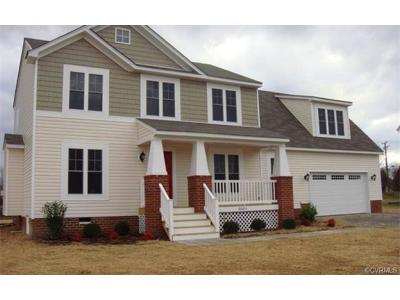 Chesterfield VA Single Family Home Sold: $285,000