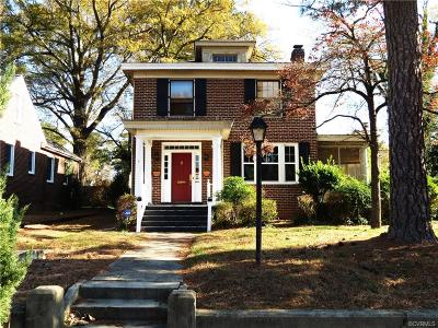 Single Family Home Sold: 1839 Brandon Avenue