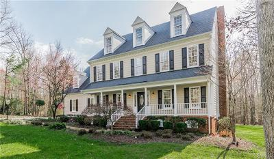 Chesterfield County Single Family Home For Sale: 14003 Summersedge Terrace