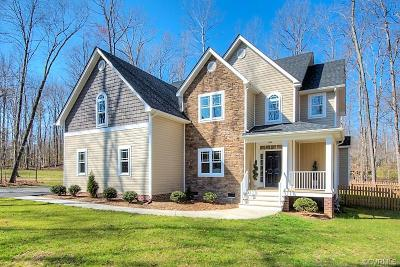 Swift Creek Estates Single Family Home Sold: 17306 Creekbed Road