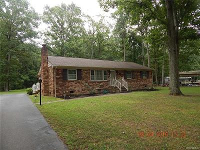 Henrico VA Single Family Home Sold: $189,950