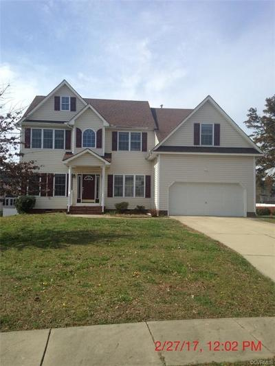 Henrico County Single Family Home For Sale: 6504 Bald Eagle Court