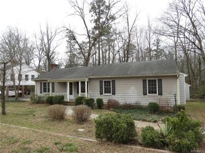 Single Family Home Sold: 12532 Winfree Street