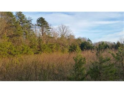 Midlothian Residential Lots & Land For Sale: 1280 Rocky Ford Road