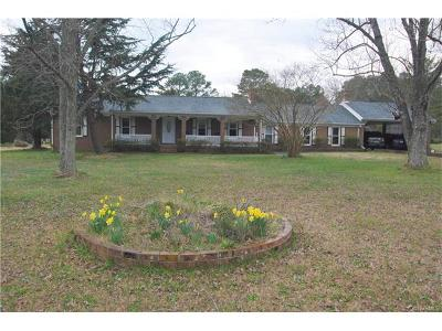 Chesterfield County Single Family Home For Sale: 11711 Genito Road