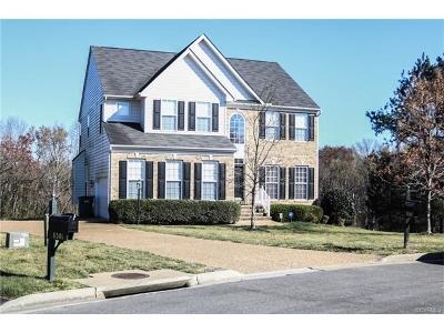Henrico Single Family Home For Sale: 8300 Hawk Nest Drive