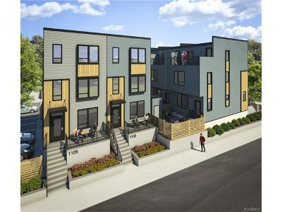 Richmond Single Family Home For Sale: 3420 Cutshaw Avenue