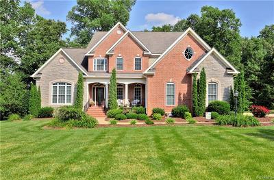 Chester Single Family Home For Sale: 10816 Kriserin Circle