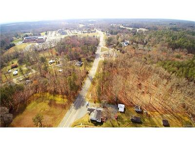 Hanover Residential Lots & Land For Sale: 13279 Hanover Courthouse Road