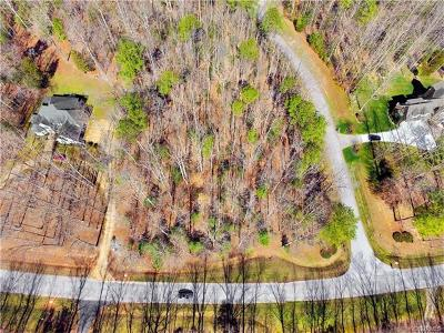 Chesterfield County Residential Lots & Land For Sale: 15554 Chesdin Landing Court