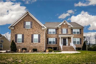 Chesterfield County Single Family Home For Sale: 10818 Wellington Cross Way