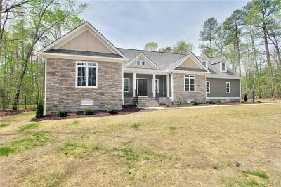Powhatan Single Family Home For Sale: 5240 Old Tavern Drive
