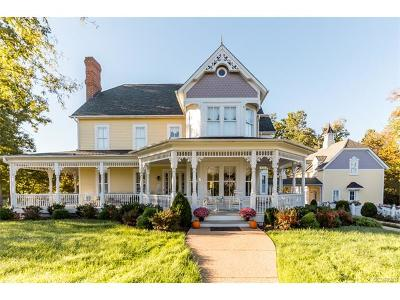 Chesterfield County Single Family Home For Sale: 1700 Bedwyn Lane
