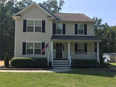 King William Single Family Home For Sale: 385 Oxford