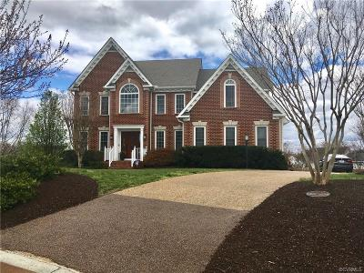 Mechanicsville VA Single Family Home Sold: $405,000