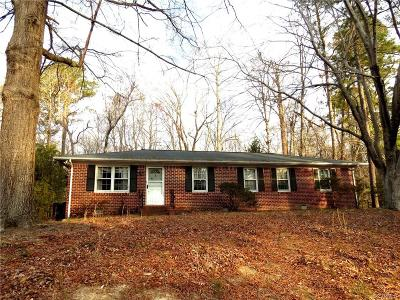 Single Family Home Sold: 119 Braddock Road
