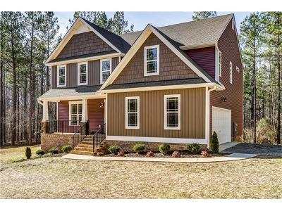 New Kent Single Family Home For Sale: 9241 Greenwood Boulevard