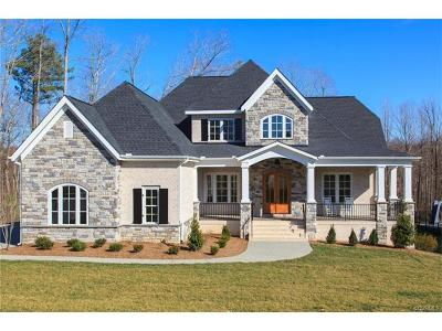Chesterfield County Single Family Home For Sale: 16142 Old Castle Road