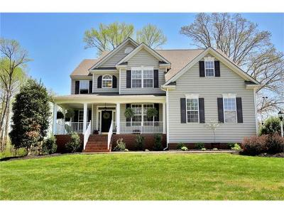 Goochland County Single Family Home For Sale: 2408 Bridle Ridge