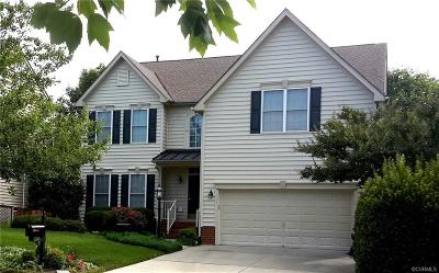 Midlothian VA Single Family Home Sold: $387,500