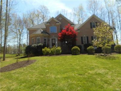 Chesterfield VA Single Family Home For Sale: $513,513
