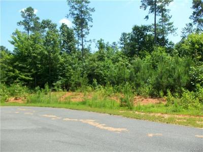 Amelia Residential Lots & Land For Sale: 3.54 Acres, Lot 8, Smacks Run Creek Lane