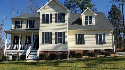 Midlothian VA Single Family Home Sold: $268,000