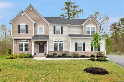 Chesterfield County Single Family Home For Sale: 8513 Foster Ridge Terrace