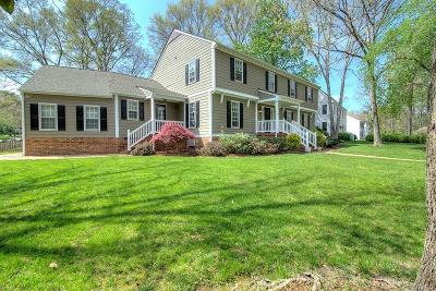 Henrico VA Single Family Home Sold: $394,000