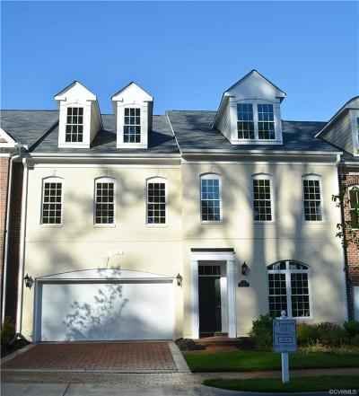Henrico Condo/Townhouse For Sale: 1137 Marney Court #ZZ-4