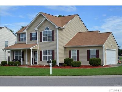Hopewell VA Single Family Home For Sale: $209,450