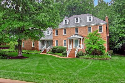 Chesterfield County Single Family Home For Sale: 2707 Stemwell Boulevard