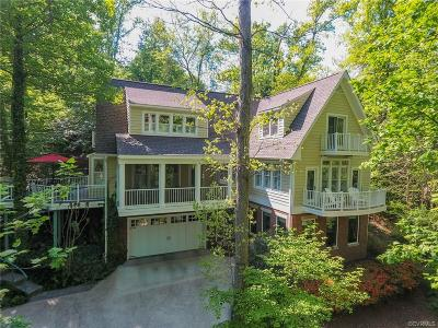 Richmond Single Family Home For Sale: 4306 Hickory Road