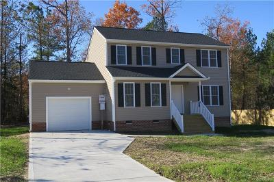South Chesterfield Single Family Home For Sale: 21128 Baileys Lane