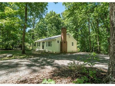 Powhatan Single Family Home For Sale: 2679 Academy Road