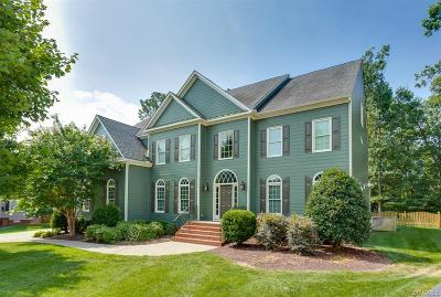 Henrico County Single Family Home For Sale: 12056 Stonewick Place