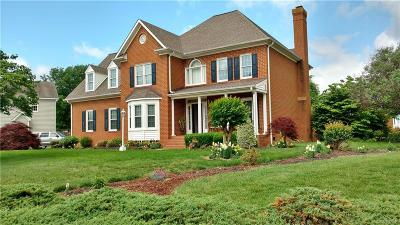 Hopewell VA Single Family Home Sold: $305,000