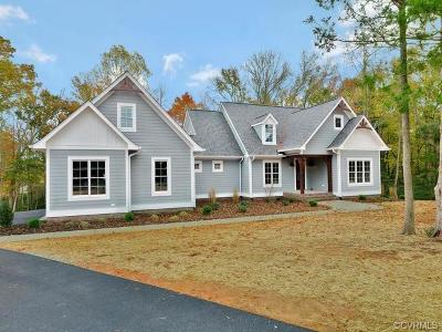 Powhatan County Single Family Home For Sale: 3374 Manor Oaks Drive