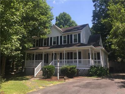 Single Family Home Sold: 13705 Nashua Court