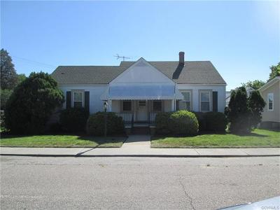 Hopewell VA Commercial For Sale: $185,000