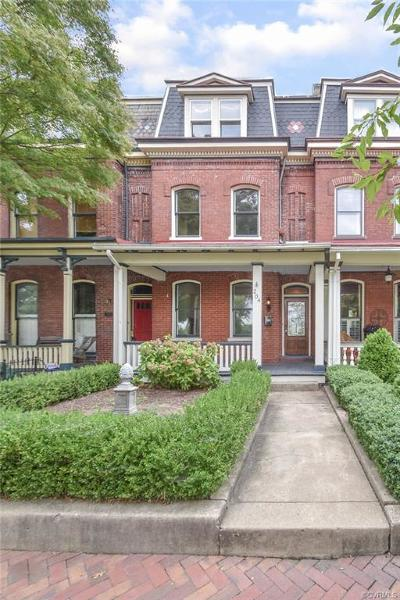 Richmond Single Family Home For Sale: 204 North 32nd Street