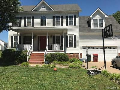 Colonial Heights Single Family Home For Sale: 101 Bluffs Drive