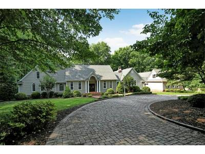 Powhatan County Single Family Home For Sale: 3160 McQuinn Road